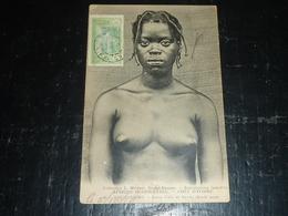 AFRIQUE OCCIDENTALE - COTE D'IVOIRE, KOUASSIKRO, JEUNE FILLE DE BENDE (Boulé Nord) Collection L.Météyer - (AD) - Elfenbeinküste