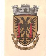 25 DOUBS Armoiries De BESANCON - 194 - Besancon