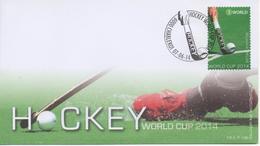Championnat Du Monde De Hockey - Documents De La Poste