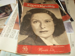 Actros, Nazy, Sport WW2 Kepes Kronika Murati Lili 1940 - Non Classés