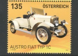 """Österreich 2019: """"Austro Fiat Typ 1C"""" Postfrisch - 1945-.... 2. Republik"""