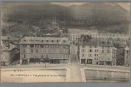 CPA 38 - Grenoble - Vue Générale Et Ancien Hôpital - Grenoble