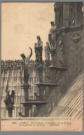 CPA 75 - Paris - Notre Dame - Contrefort De La Flèche - Evangélistes Et Apôtres - Non Classés