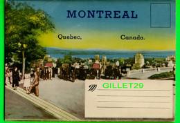 MONTRÉAL, QUÉBEC - FOLDER - 16 PHOTOS - - Montreal