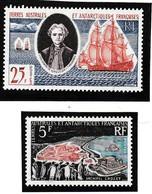 TAAF YT18 ET 20 NEUFS** COTE 133E - Terres Australes Et Antarctiques Françaises (TAAF)