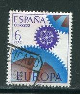 ESPAGNE- Y&T N°1449- Oblitéré - Europa-CEPT