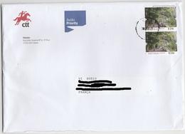 CTT Service Philatélique Philatelic Service Cover 250 ANS Du JARDIN BOTANIQUE DE AJUDA LISBONNE Botanic Garden 250 Years - Non Classés