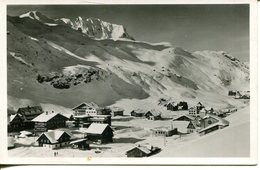 006015  Zürs Im Winter Gesamtansicht - Zürs