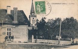 CPA - France - (03) Allier - Chamberat - La Poste - Other Municipalities