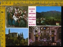Bergamo San Giovanni Bianco Santuario - Bergamo