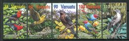 Vanuatu 2000 Birds - Highland Birds Set MNH (SG 848-852) - Vanuatu (1980-...)