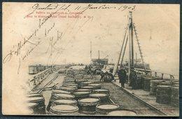 1903 Russia Sakhalin Island Postcard Alexandrovsk - France - 1857-1916 Empire
