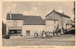 88 LE CLERJUS  -Maison Vve Dérosier-Rebout- - France