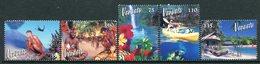 Vanuatu 2002 UN Year Of Eco Tourism Set MNH (SG 865-869) - Vanuatu (1980-...)