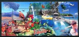 Vanuatu 2002 UN Year Of Eco Tourism MS MNH (SG MS870) - Vanuatu (1980-...)