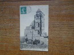Le Tréport , L'église Saint-jacques - Le Treport