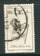 LIBAN- Y&T N°156- Oblitéré - Lebanon
