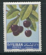LIBAN- Y&T N°216- Oblitéré (cerises) - Fruits