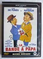 1 DVD René Chateau -  LA BANDE A PAPA. - LOUIS DE FUNES FERNAND RAYNAUD - Guy Lefranc - Comédie
