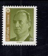 718595740 SPAIN 1993 1998 SCOTT 2725 KING JUAN CARLOS - 1931-Aujourd'hui: II. République - ....Juan Carlos I