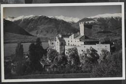 CASTELL DI COIRA - FOTOEDIZIONE BAEHRENDT 1929 - FORMATO PICCOLO - NUOVA - Castelli