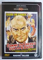 1 DVD René Chateau - COMME UN CHEVEU SUR LA SOUPE - LOUIS DE FUNES - Maurice Regamey - Comédie