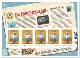 Nederland 2019, Postfris MNH, NVPH ?, De Fabeltjeskrant - Period 2013-... (Willem-Alexander)