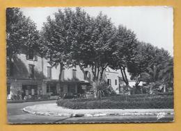 C.P.M. JUAN LES PINS - Le Square Du Pont-du-Lys - Autres Communes