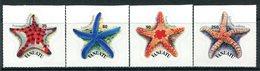 Vanuatu 2004 Starfish Set MNH (SG 928-931) - Vanuatu (1980-...)