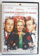1 DVD FILM L'AMOUR CHANTE ET DANSE HOLIDAY INN - FRED ASTAIR BING CROSBY - Irving Berlin's - Comédie Musicale