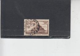 FRANCIA  1929-31 - Yvert 260 - Mont S. Michel - France