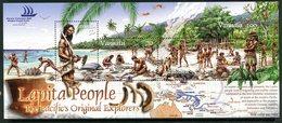 Vanuatu 2005 Lapita People MS MNH (SG MS949) - Vanuatu (1980-...)
