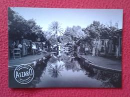 POSTAL POST CARD CARTE POSTALE PUBLICITARIA PUBLICIDAD ADVERTISING IBIZA BALEARIC ISLANDS SPAIN ATZARÓ SLOW LIFE VER FOT - Publicidad
