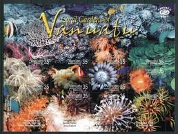 Vanuatu 2005 Coral Gardens MS MNH (SG MS956) - Vanuatu (1980-...)