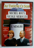 1 DVD PIECE DE THEATRE - AU THEATRE CE SOIR L'AZALEE - MICHEL ROUX NICOLE MEROUZE - Y Jamiaque - Musicals