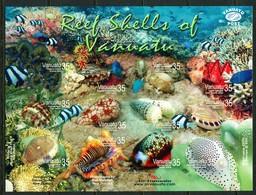Vanuatu 2006 Reef Shells MS MNH (SG MS961) - Vanuatu (1980-...)