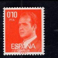 718598932 SPAIN 1976 1977 SCOTT 1969 KING JUAN CARLOS - 1931-Aujourd'hui: II. République - ....Juan Carlos I