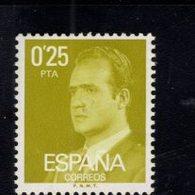 718599202 SPAIN 1976 1977 SCOTT 1970 KING JUAN CARLOS - 1931-Aujourd'hui: II. République - ....Juan Carlos I