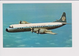 Rppc KLM K.L.M Royal Dutch Airlines Lockheed Electra L-188 Aircraft - 1919-1938: Entre Guerres