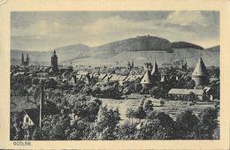 Goslar (Baase Saxe) - Panorama - R Lederbogen - Carte R.H. Non Circulée - Goslar