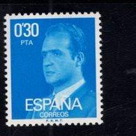 718599460 SPAIN 1976 1977 SCOTT 1971 KING JUAN CARLOS - 1931-Aujourd'hui: II. République - ....Juan Carlos I