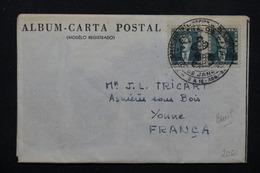 BRÉSIL - Enveloppe Du Département Du Tourisme Pour La France , Oblitération Temporaire De Congrès - L 23050 - Brésil