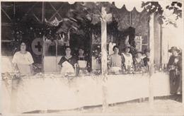 CPA-PHOTO Carte-Photo (83) DRAGUIGNAN Kermesse 1922 Photographe M. FONTANEL (2 Scans) - Draguignan
