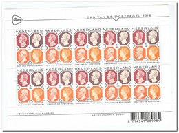 Nederland 2016, Postfris MNH, NVPH V3472, Day Of The Stamp - Period 2013-... (Willem-Alexander)
