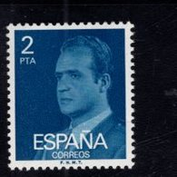 718600306 SPAIN 1976 1977 SCOTT 1975 KING JUAN CARLOS - 1931-Aujourd'hui: II. République - ....Juan Carlos I