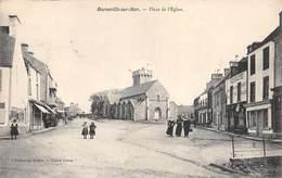 A-19-2344 : BARNEVILLE. PLACE DE L'EGLISE. - Barneville