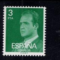 718600651 SPAIN 1976 1977 SCOTT 1976 KING JUAN CARLOS - 1931-Aujourd'hui: II. République - ....Juan Carlos I