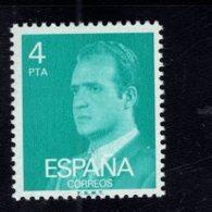 718600966 SPAIN 1976 1977 SCOTT 1977 KING JUAN CARLOS - 1931-Aujourd'hui: II. République - ....Juan Carlos I