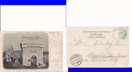 Romania,Rumanien,Roumanie  - Cernavoda-Bridge-verlag Leon Konig,Bukowina,Czernowitz-1899 - Romania