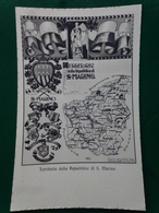Territoire De La République  Saint Marino - Saint-Marin